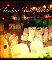 Diwan Beit Jedi Restaurant in buy in lebanon