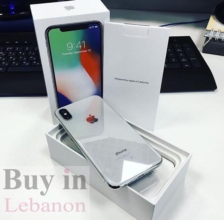 Buy In Lebanon : Phones Lebanon - For sale Apple Iphone X 256GB\/Samsung Galaxy S9+ 256GB €330 Euros