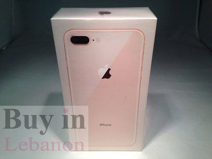 Buy In Lebanon Phones Lebanon Apple Iphone 8 Plus 256gb