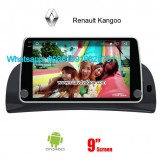 Renault Kangoo Car audio radio android GPS navigation camera