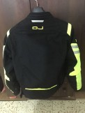 For Sale OJ Winter motorcycle jacket Large size.