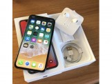Apple iPhone X - 256GB - Silver (Unlocked) Smartphone