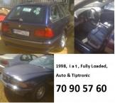 BMW 528 I A T