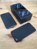 Apple iphone 7 plus 128gb And Samsung galaxy s8 Edge 128gb, Black