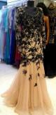 فستان سهرة مميز