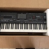 Korg Pa4x 61 key arranger workstation