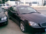 nissan ALTIMA SL, LIMITED 4 CYL