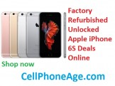 Unlocked Apple iPhone 6S Deals Online