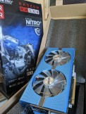 SAPPHIRE Nitro+ Radeon RX 580 8GB GDDR5 Graphics Card Dual-X Cooling