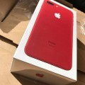 New iPhone 7 plus 128GB RED, Samsung s8 plus