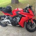 2014 Honda CBR 650F for sale, WhatsAp on +971554154206