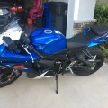 2014 Suzuki Gsx-r 600 excellent condition