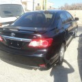 Toyota corolla black 2011