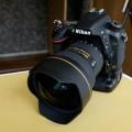 Nikon D750 Full-Frame DSLR Camera