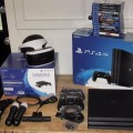 For Sale : Sony PlayStation 4 Pro 2TB 500 Million Limited Edition Console Bundle.