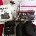 Canon 6D and 5D