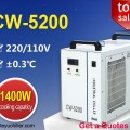 Industrial Air Cooled Chiller CW 5200