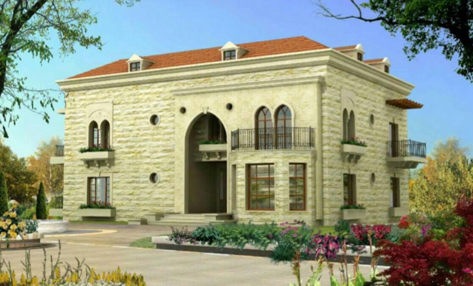 Buy in lebanon real estate lebanon villas for sale in hammana mount lebanon - Libanese villa ...