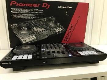 Pioneer DDJ-SX3 Controller = $550USD, Pioneer DDJ-1000 Controller = $550,   Pioneer XDJ-RX2 = $850, Whatsapp Chat : +27837724253