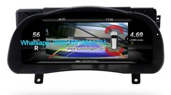 Toyota Highlander 2015-2019 Car dashBoard Multimedia player Android 12.3inch