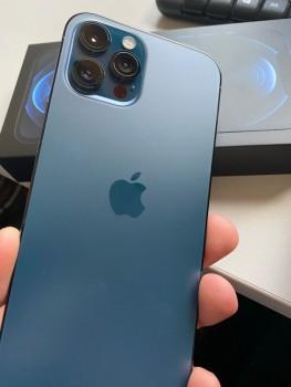 WTS: Brand new unlocked factory Apple iPhone 12 Pro Max 512GB ... €750