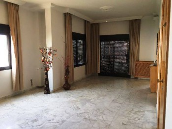 شقة للإيجار مع أو بدون فرش