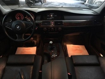 BMW E60 550i V8 SMG 367hp 2006
