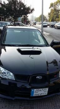 Subaru wrx sti 2007