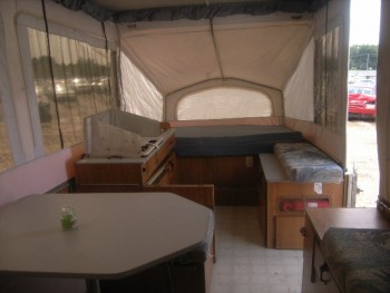 CARAVAN AS SMALL HOME
