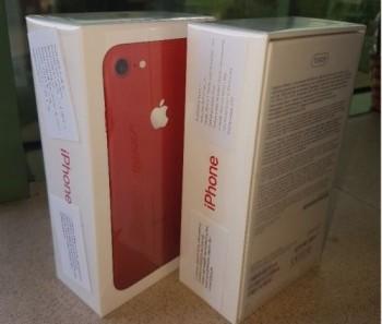 Original iPhone 7 Red 128gb & S7 Edge Gold