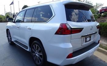 gulf LX570 Lexus 2019