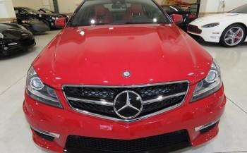 2015 Mercedes Benz C Class C 63 AMG