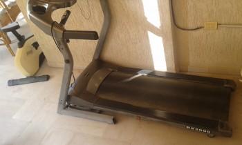 body system treadmill cardio machine