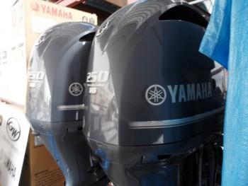 2014 Yamaha 350hp, F350XCA 5.3L V8 Four Stroke, 25
