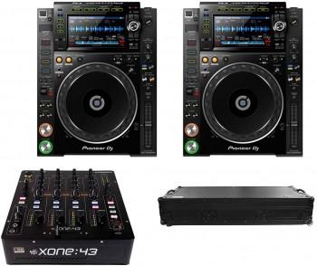 Sell New Pioneer DJM 800 And Pioneer CDJ MK2000