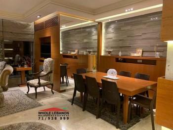 شقة مفروشة  جديدة للبيع في راس النبع