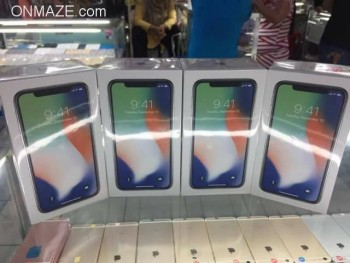 For Sale Brand New Apple iPhone X 256GB