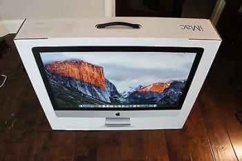 Apple iMac MK462LL/A 27