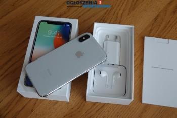 Apple iPhone X 256GB is €480 Euro - Silver, Space Grey Unlocked Smartphone