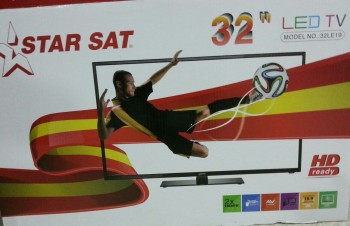 TV LED 32 HD Star Sat