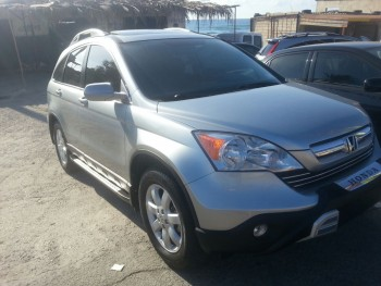 Honda CRV XL