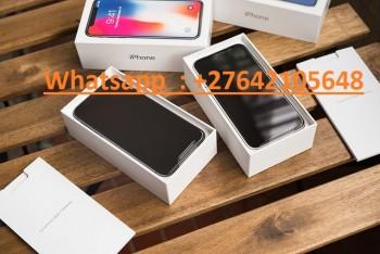 Apple iPhone X 64GB = 400 EUR ,Apple iPhone X 256GB = 450 EUR ,Samsung Galaxy S9/S9+ 64GB = 400 EUR , WhatsApp Chat: +447451221931
