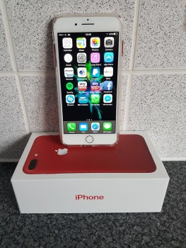 BRAND NEW AND SEALED Apple iPhone 7 Plus RED 128GB